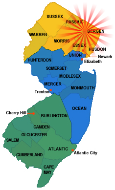 We Are Conveniently Located In Fair Lawn Nj With Easy Access To All Major Highways Many Cities And Towns In Northern New Jersey Are Easily Accessible From